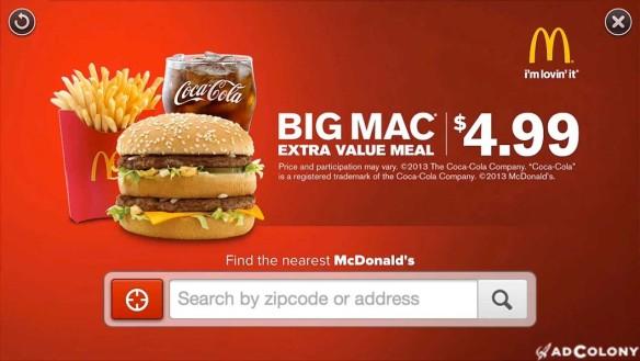 week 4 big mac